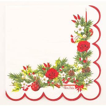 Picture of Servilletas Navidad elegante (16)