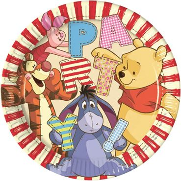 Picture for category Cumpleaños de Winnie The Pooh