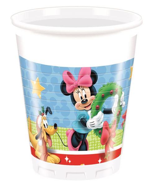 Imagen de Vasos Mickey Mouse Navidad (8)