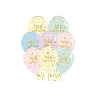 Imagens de Globos Feliz Cumpleaños colores pastel (12)