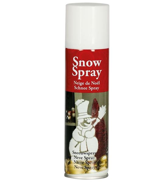 Picture of Bote de Spray de nieve 150ml