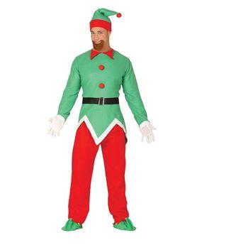 Imagen de Disfraz Elfo Navidad Adulto (Talla 52-54)