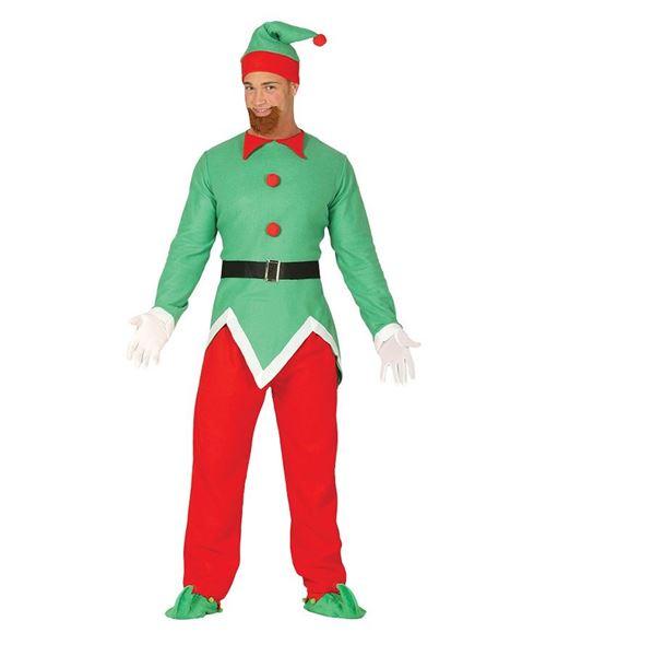 Picture of Disfraz Elfo Navidad Adulto (Talla 52-54)