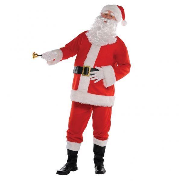 Imagens de Disfraz Papá Noel Adulto Talla L