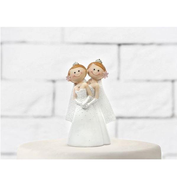 Imagens de Figura tarta Mrs & Mrs