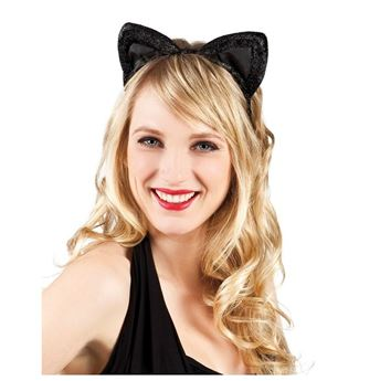 Picture of Tiara con orejas de gato