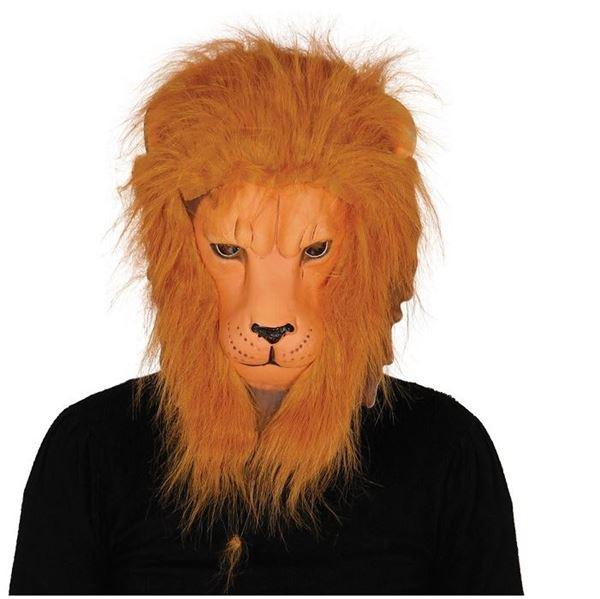 Imagens de Máscara León con pelo