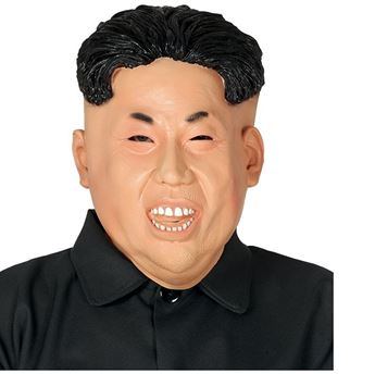 Picture of Máscara Coreano Kim Jong-un latex