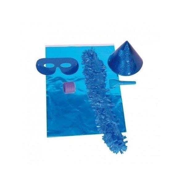 Picture of Cotillón color azul metálico