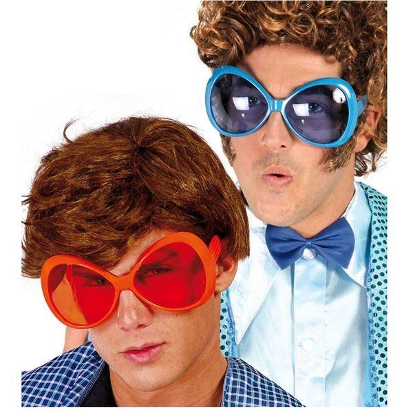 Imagen de Gafas grandes surtidas adulto