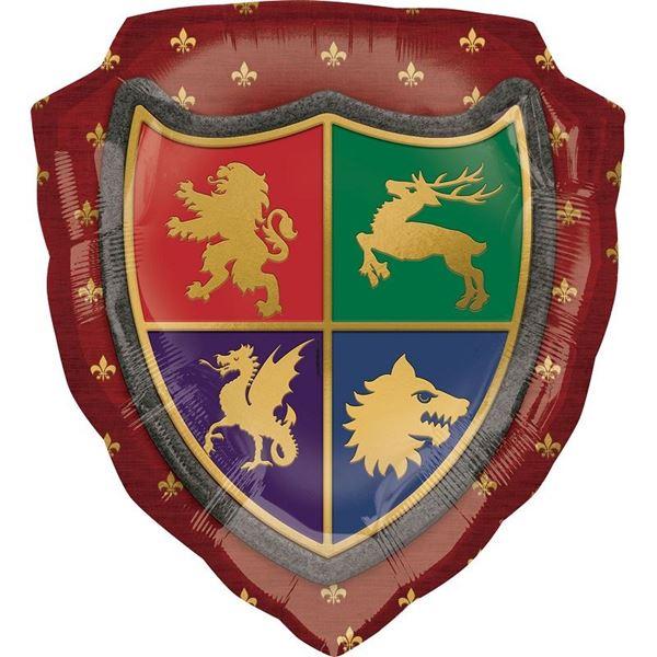Picture of Globo Medieval juego de tronos 70cm