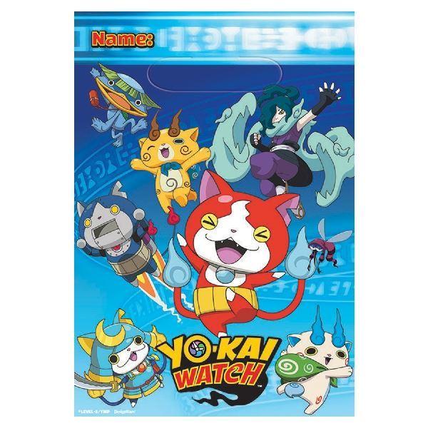Imagens de Bolsas chuches Yo-Kai Watch (8)