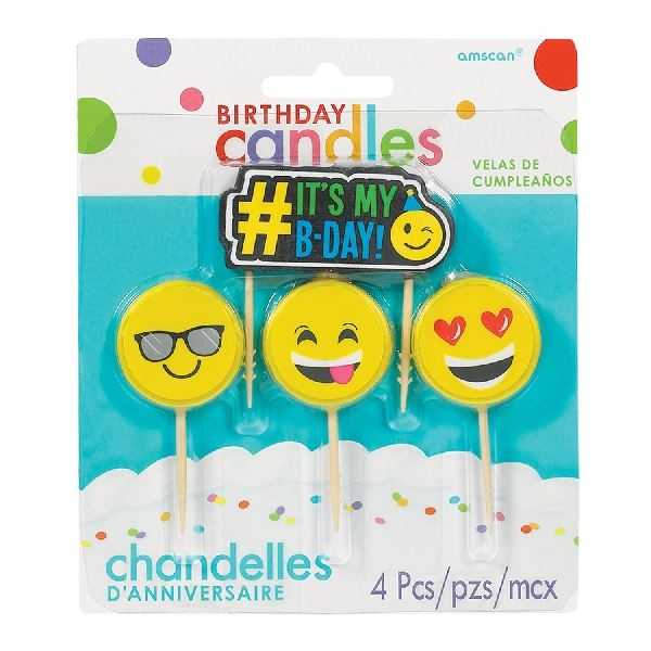 533835b2f7a0 Velas Emoji (4)✅ por sólo 2