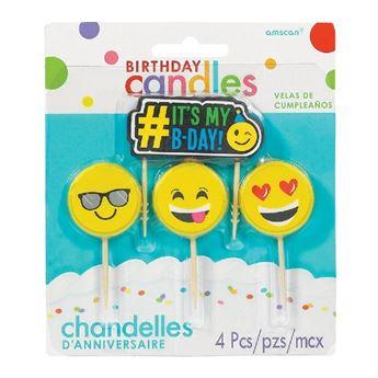 Imagen de Velas Emoji (4)
