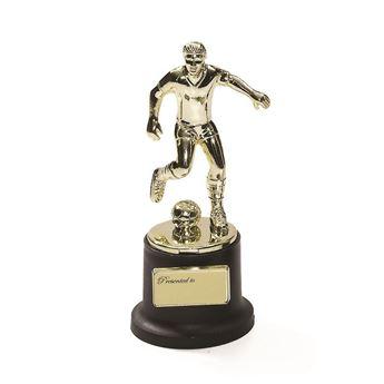 Imagen de Trofeo fútbol ganador