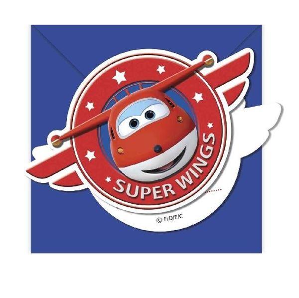 Imagens de Invitaciones Super Wings (6)