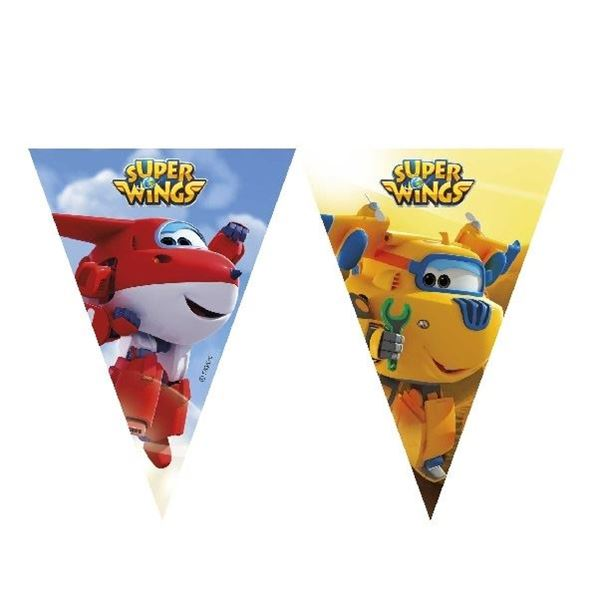 Picture of Banderín Super Wings