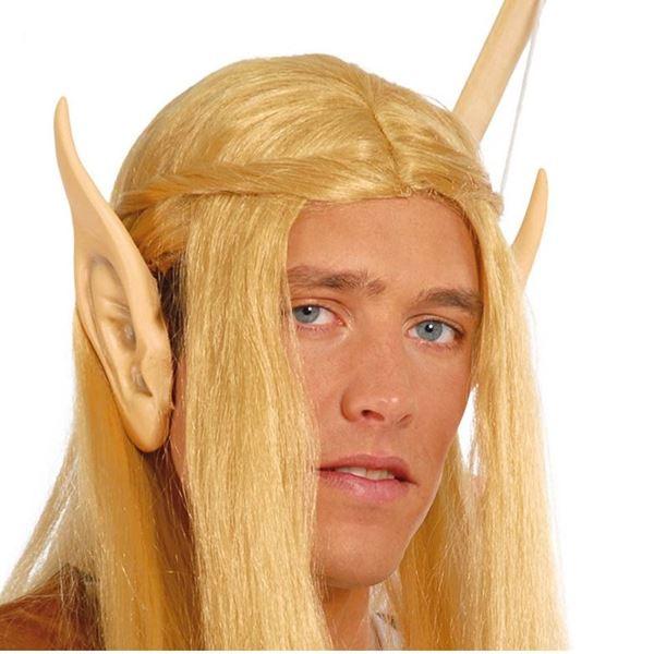 Imagens de Accesorio disfraz orejas de Elfo