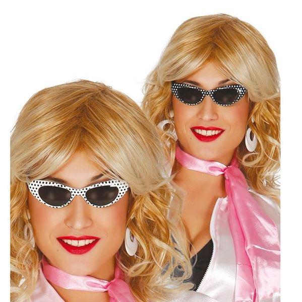 Imagens de Gafas estilo retro años 60