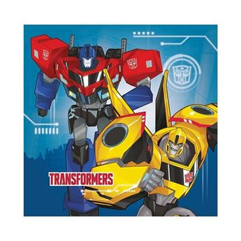 Picture of Servilletas Transformers (16)