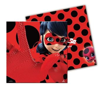 Picture of Servilletas Ladybug (20)