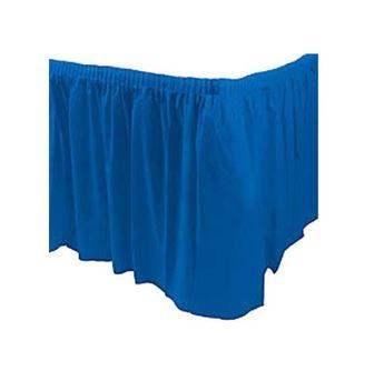 Picture of Falda de mesa azul marino