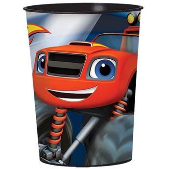 Picture of Vaso Blaze y los Monster Machines especial