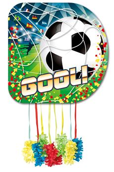 Picture of Piñata fútbol gol