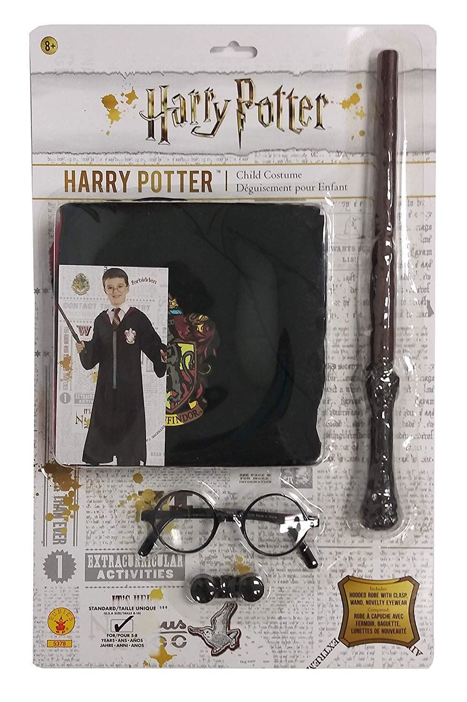 e95da1a58b38f2 Disfraz kit Harry Potter (Talla 5-8 años)