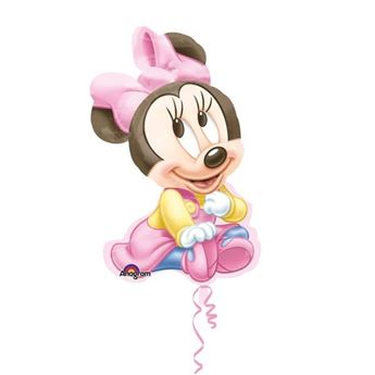 Picture of Globo Baby Minnie forma