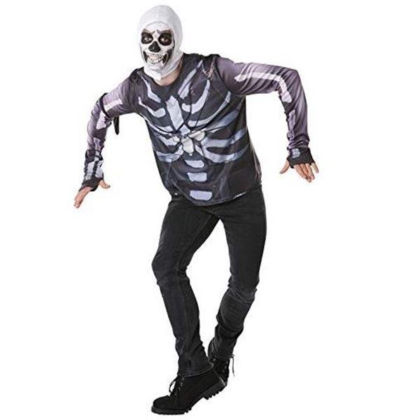 Imagens de Disfraz Fortnite Skull Trooper 11-13 años