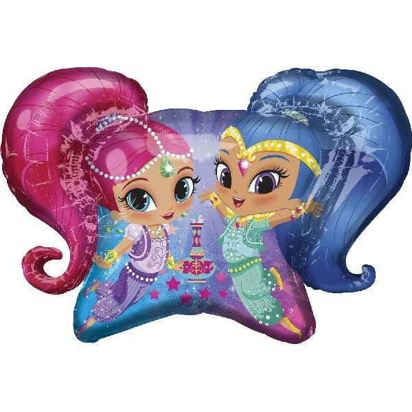 Picture of Globo Foil Shimmer y Shine