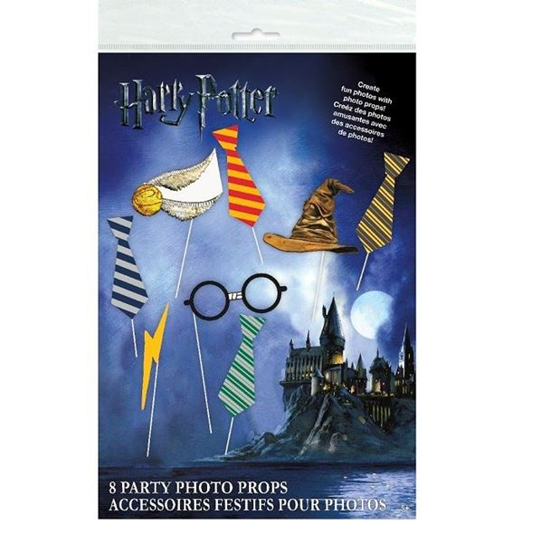 Picture of Accesorios Photocall Harry Potter (8)