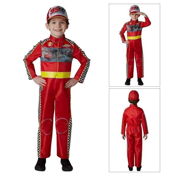 Imagens de Disfraz Cars 3 deluxe (Talla 7-8 años)