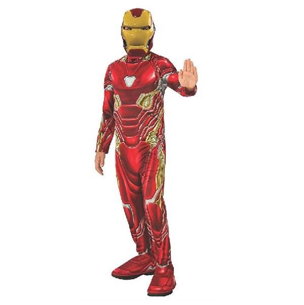 Imagen de Disfraz Iron Man 8-10 años