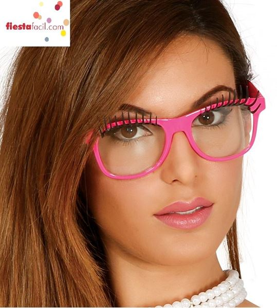 Picture of Gafas con Pestañas