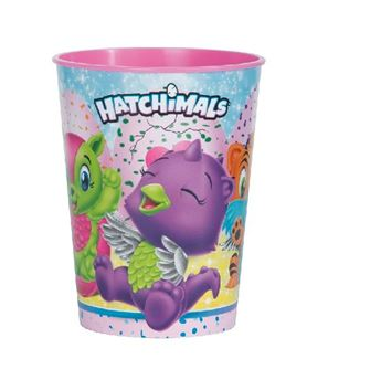 Picture of Vaso plástico Hatchimals