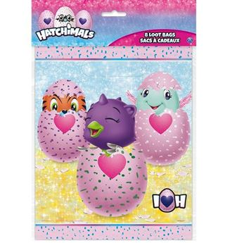 Picture of Bolsas de chuches Hatchimals (8)