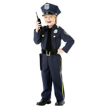 Imagen de Disfraz policía niño 6 a 8 años
