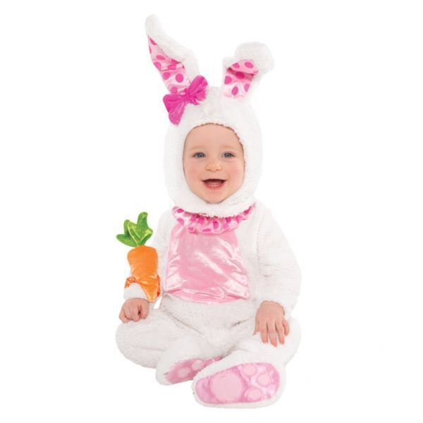 Imagen de Disfraz bebé conejo (6-12 meses)