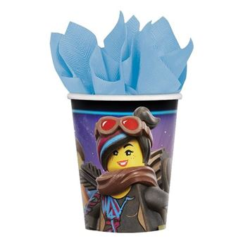 Picture of Vasos LEGO Movie 2 (8)