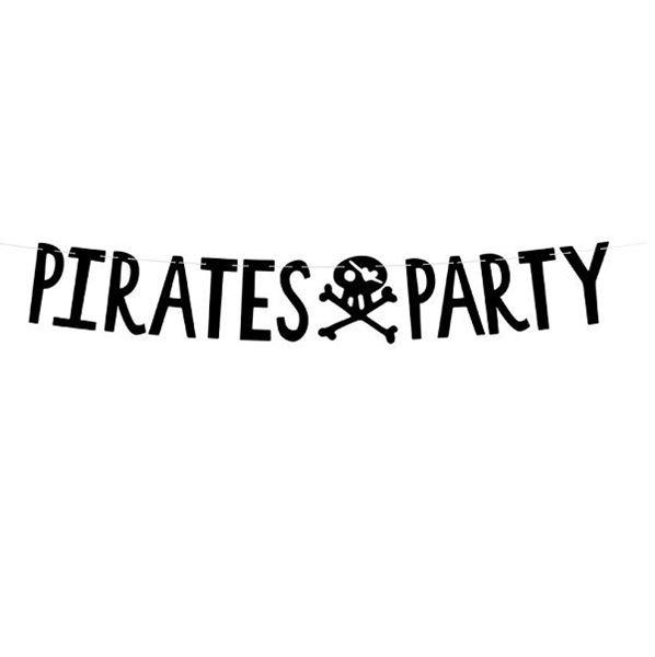 Imagens de Banderín Piratas Party (1m)