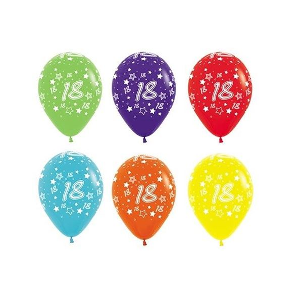 Picture of Globos 18 años (12)