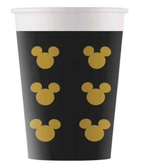 Picture of Vasos Mickey Mouse Gold (8)