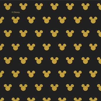 Imagen de Servilletas Mickey Mouse Gold (20)