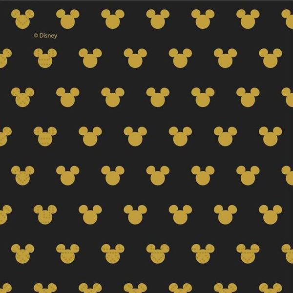 Picture of Servilletas Mickey Mouse Gold (20)