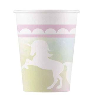 Picture of Vasos Unicornio pastel (8)