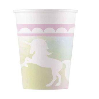 Imagen de Vasos Unicornio pastel (8)