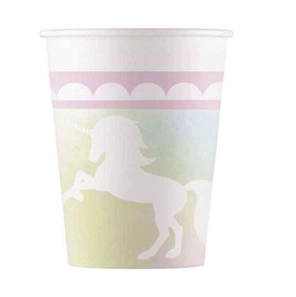 Picture of Vasos Unicornio pastel (8)