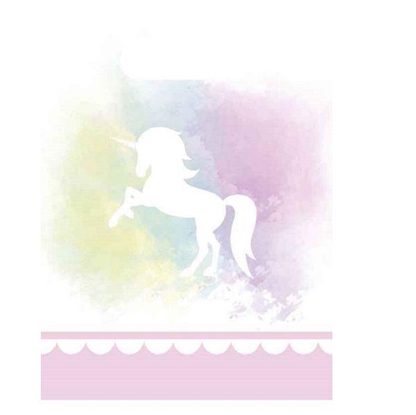 Imagen de Bolsas de chuches Unicornio pastel (6)